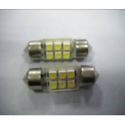 Led žiarovka sufit-8smd,39 mm